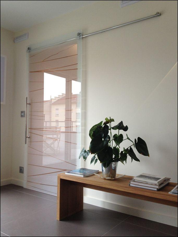 France, Dune pattern #glassdoor #portainvetro # ...