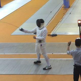 明天香港u17啊 竟然公众假期要比赛啊 竟然我刚刚才知道毫无准备 希望可以打破在香港比赛出不到小组的命运#fencing #epee #fsa by iamkcman
