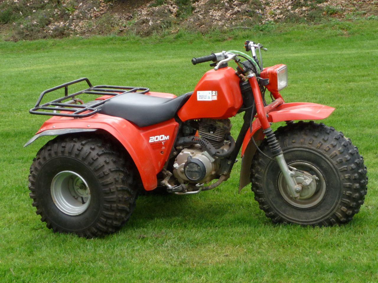 Honda 3 Wheeler For Sale >> Used 1984 Honda Other Atvs For Sale In Washington 1984
