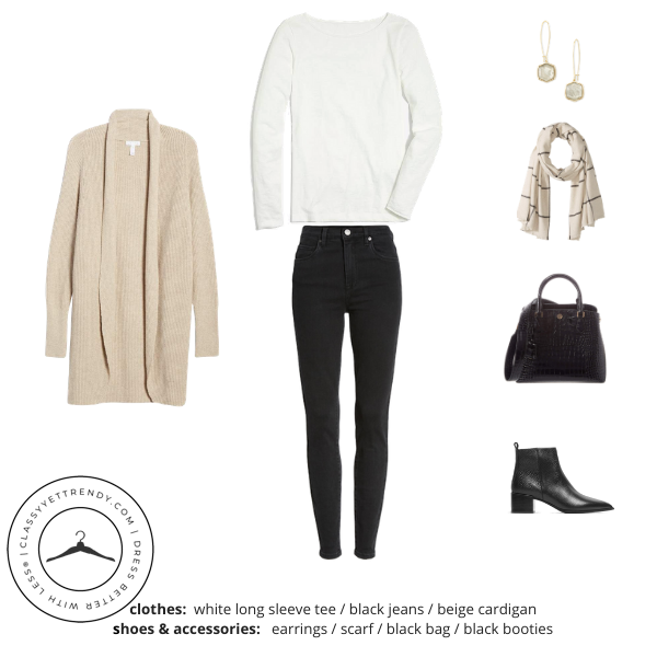 French Minimalist Capsule Wardrobe Winter 2019 Preview + 10 Outfits