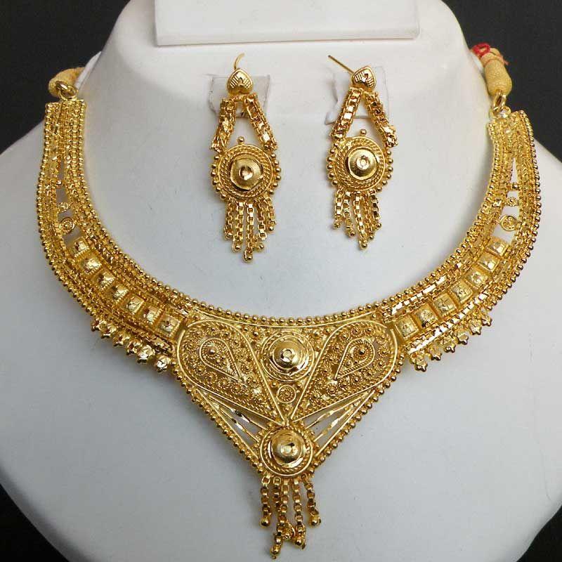 Bollywood indian designer 22k gold plated bridal sari bindi ...