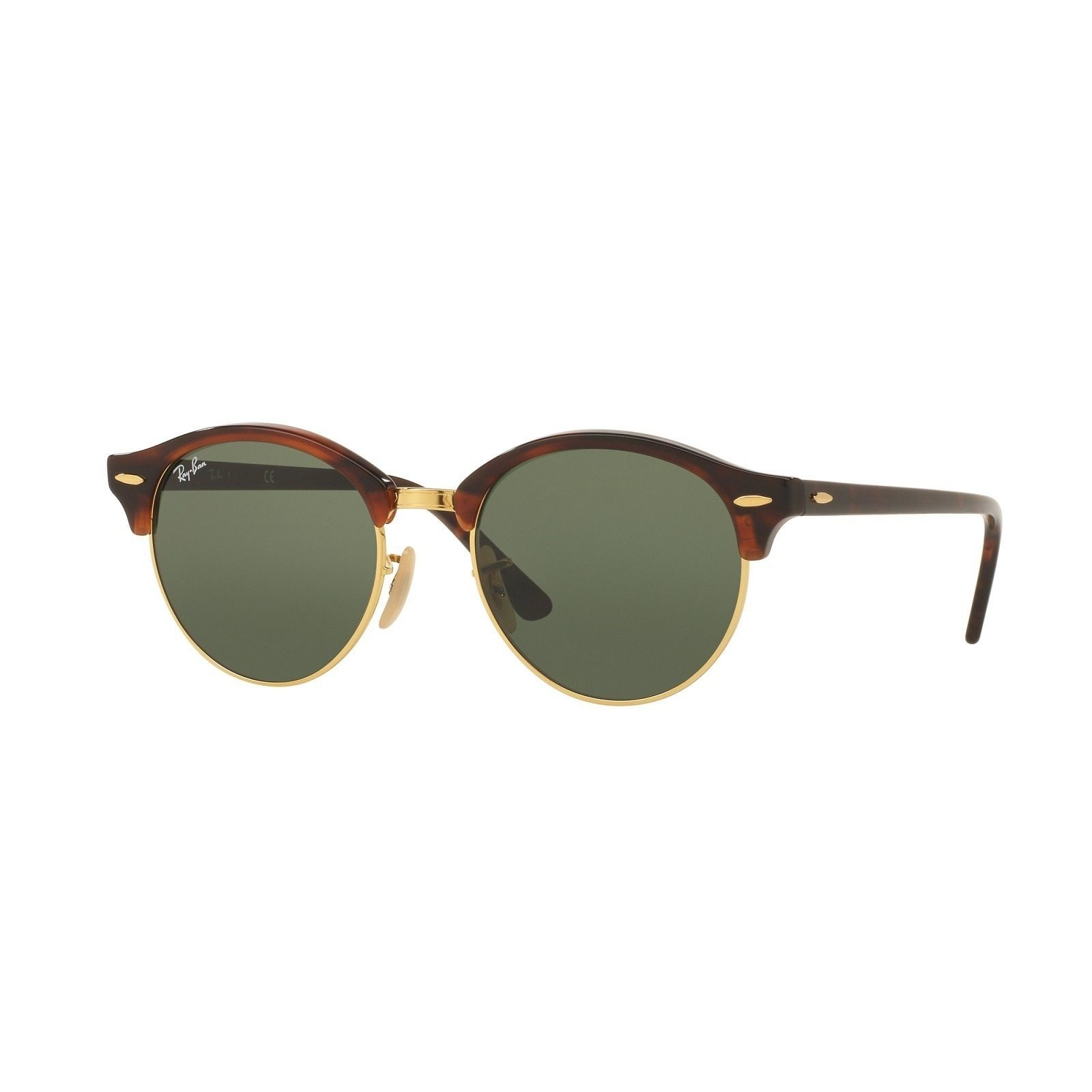 Ray-Ban Unisex RB4246 990 Clubround Frame Green Classic