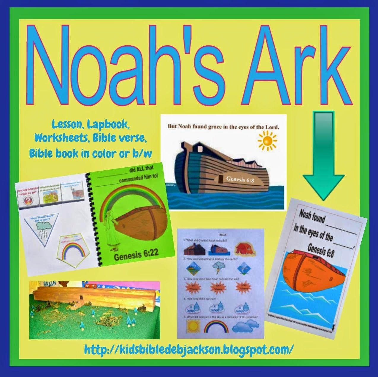 Genesis Noah S Ark