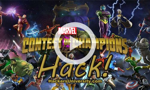 Marvel Contest of Champions Hack & Cheats (Unlimited Units ...