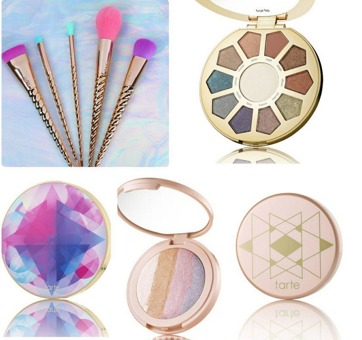 Tarte Make Believe In Yourself Collection Launching Today