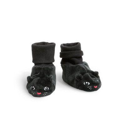 H\u0026M Slippers $3   Cat slippers, Baby