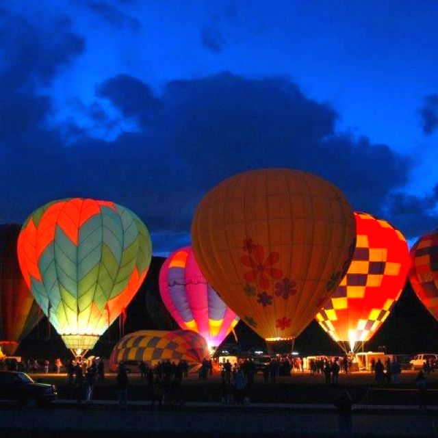 Balloon Rides Rhode Island