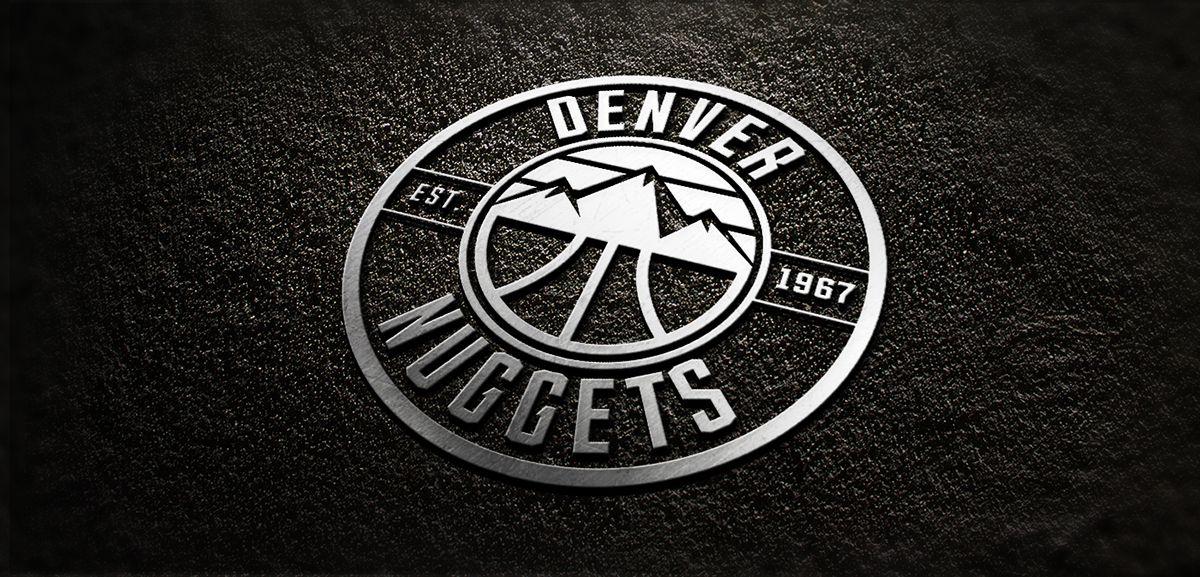 Denver Nuggets Rebrand ロゴ