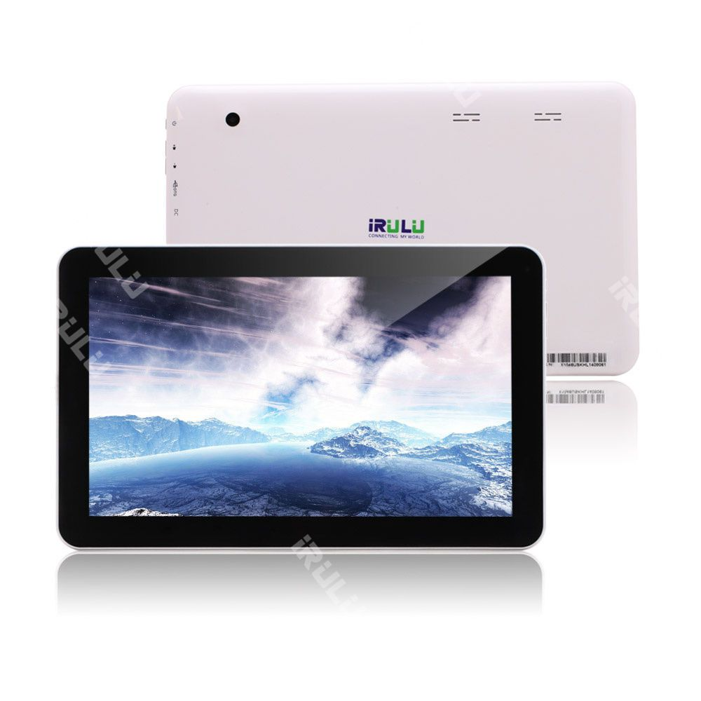 Irulu X1plus Tablet Pc 10 1 Gms Android 5 1 Quad Core 16g Bluetooth Hd 10 Inch Tablet 10 Inch Tablet Quad