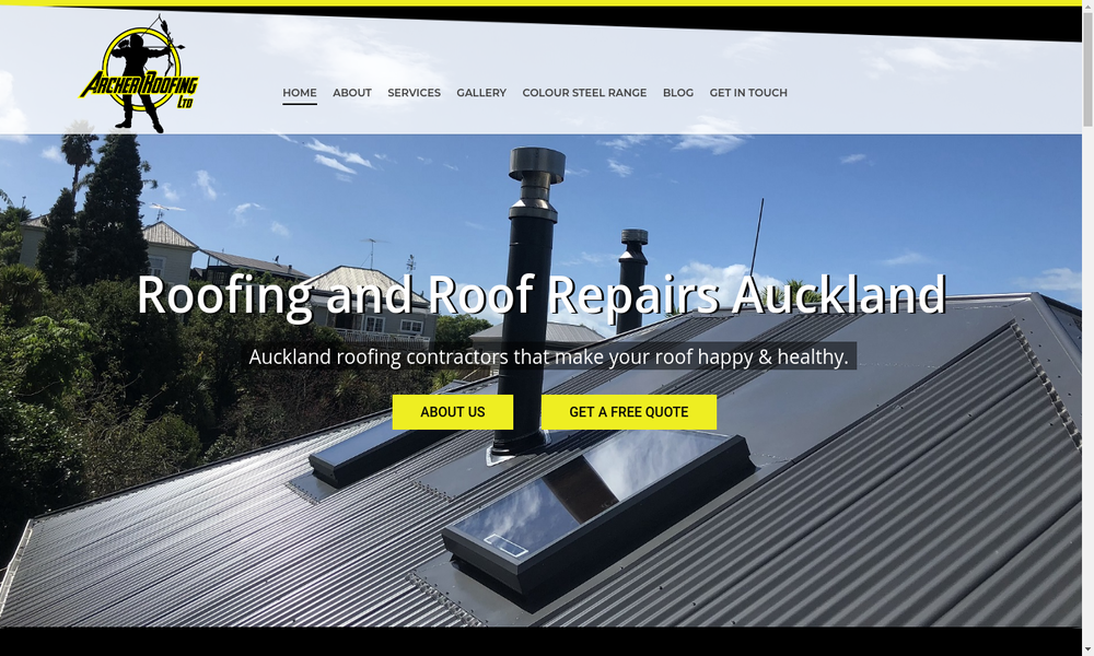 The Best Way To Avoid The Above Roofing Auckland Problems Is To Hire A Qualified Roofer Don T Just Hire Any R Roof Restoration Roof Repair Roofing Specialists