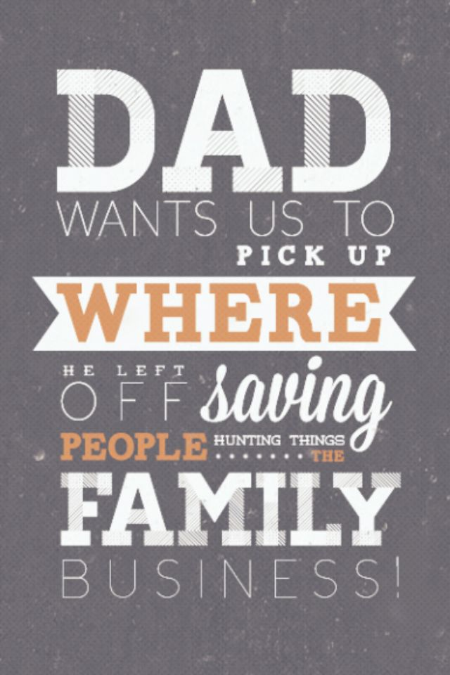 Dad Wants Us To Pick Up Where He Left Off Saving People Hunting