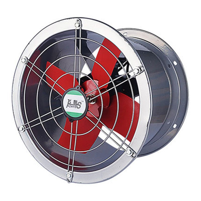 220v 80w industrial blower exhaust fan