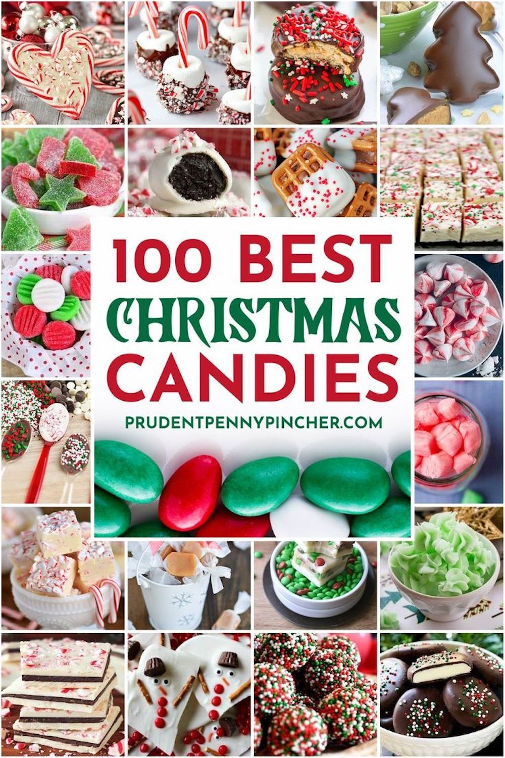 100 Best Christmas Candy Recipes in 2020 | Christmas dessert