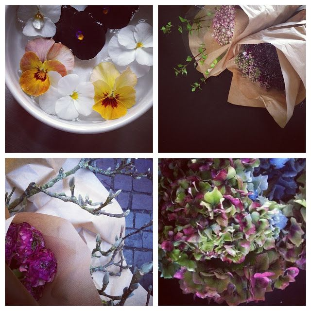 blomster styling