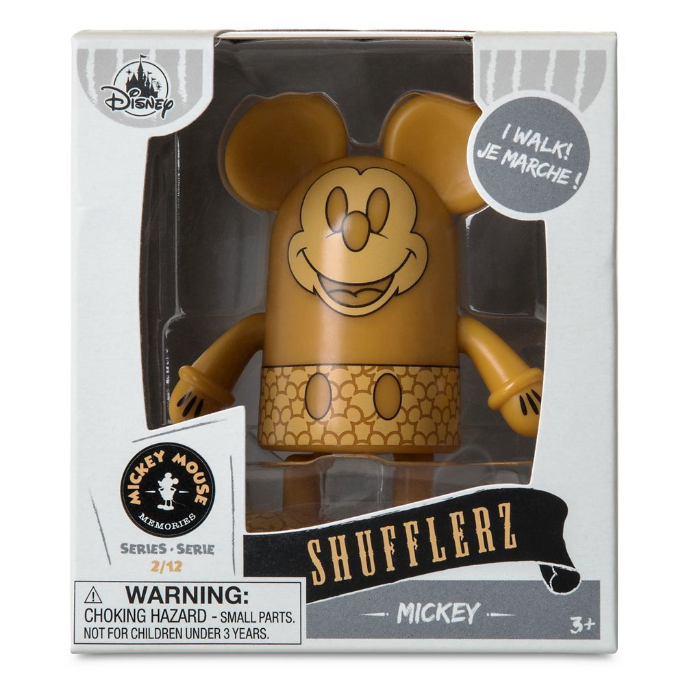 Mickey Mouse Memories Shufflerz Walking Figure 2 Official