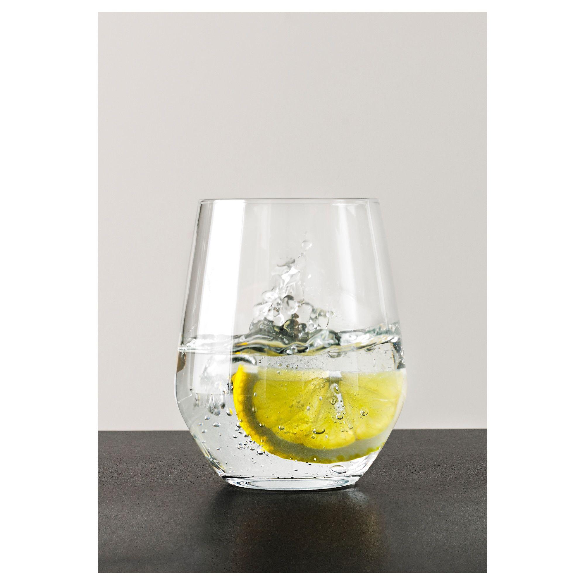 eau 45 cl ikea ivrig verre