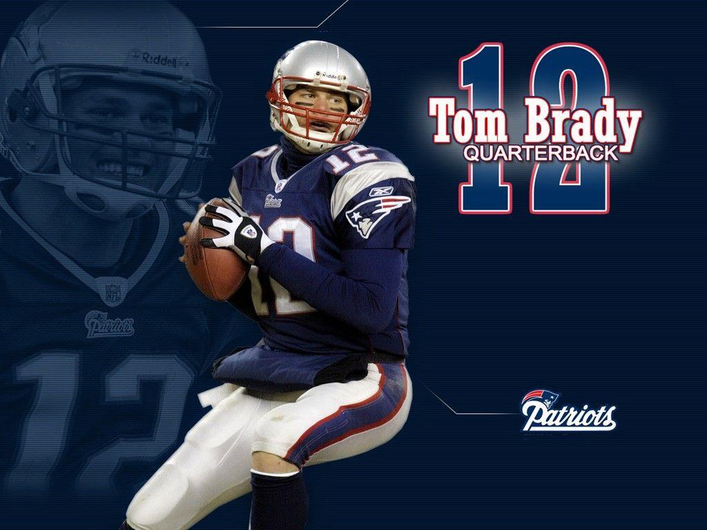 Sport Wallpaper Tom Brady: New England Patriots Wallpaper