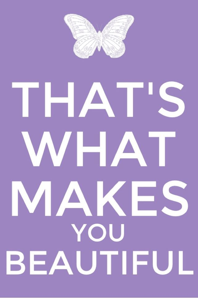 One Direction Lyrics That's What Makes You Beautiful | 1D