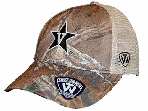buy online a294b 3162e Vanderbilt Commodores Camouflage Caps