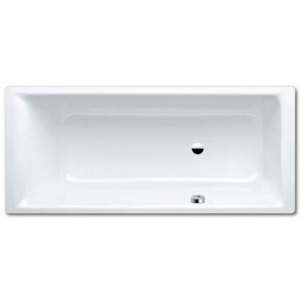 Kaldewei Ambiente image for kaldewei puro 1700 x 800mm standard steel bath side