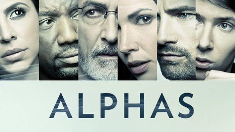 Aphas - 2 seasons on SyFy, damn shame, had some super stuff.