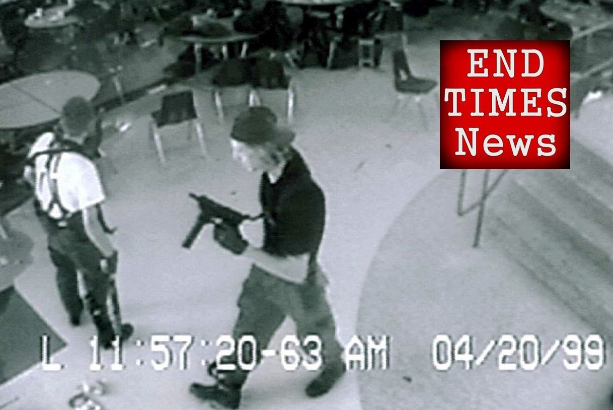 Columbine massacre (1999) Most Americans once assumed