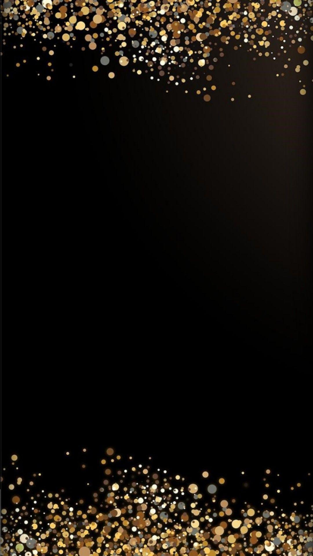 Com Um Olhar Nos Vimos Com Palavras Nos Conhecemos Parente A Deus Decidimos Que Um Do Outro Serem Black Glitter Wallpapers Glitter Wallpaper Gold Wallpaper