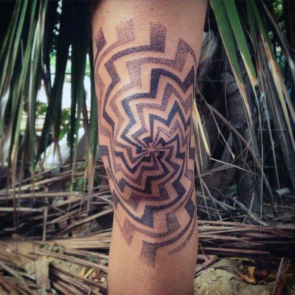 eec3d7f283 90 Knee Tattoos For Men - Cool Masculine Ink Design Ideas | Tattoo ...
