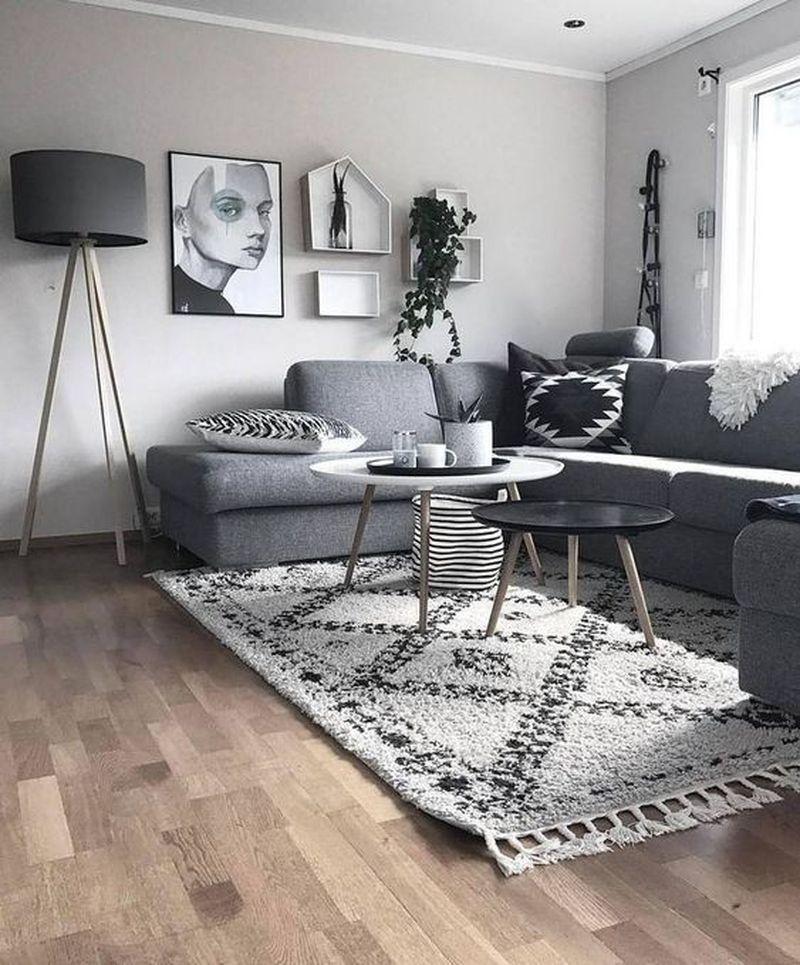 20 Convenient Minimalist Living Rooms Little Space Is No Problemo Talkdecor Condo Living Room Apartment Decor Inspiration Minimalist Living Room Minimalist small living room decor