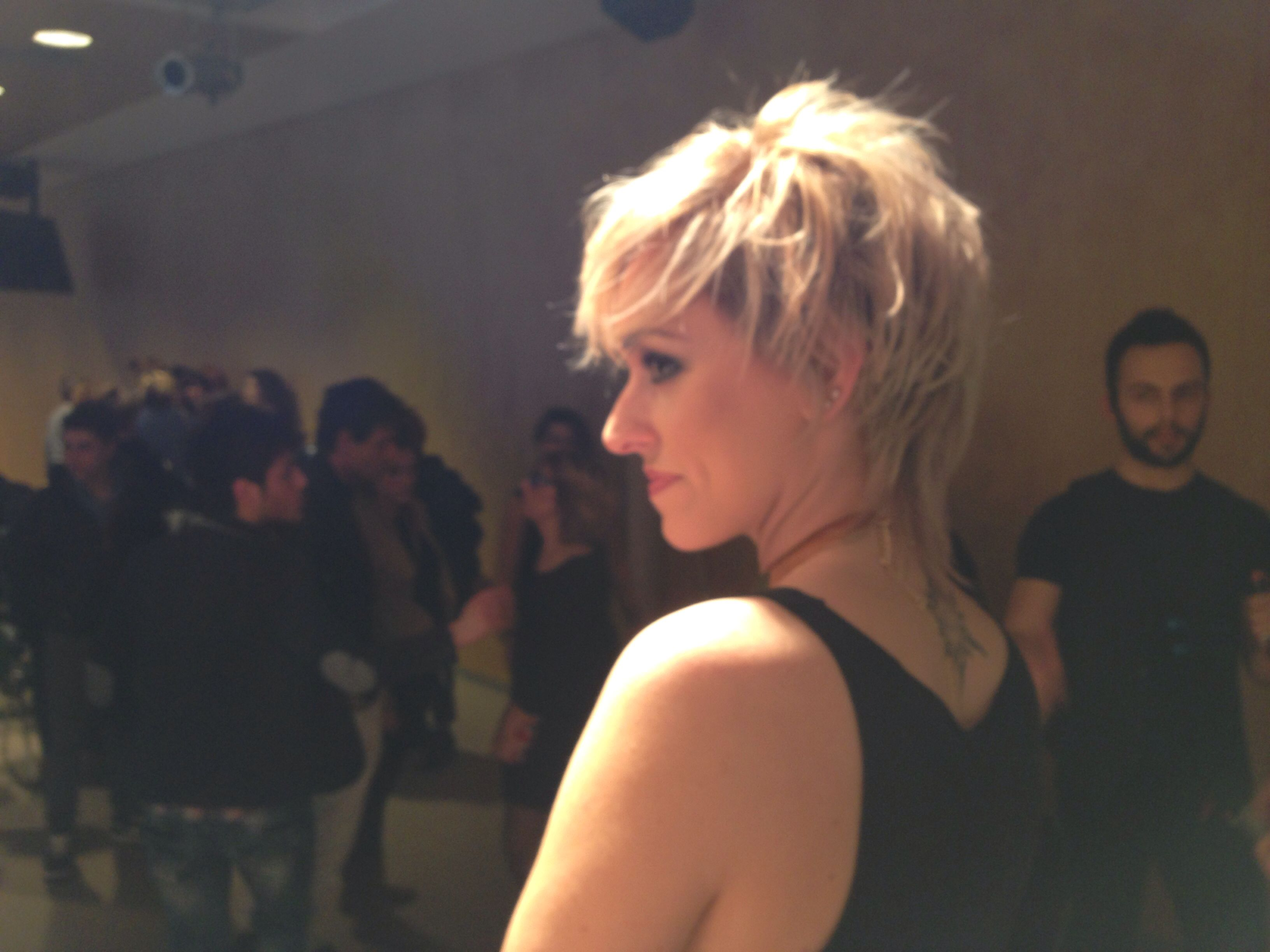 PIXIE. MULLET CHD Salon Cerella