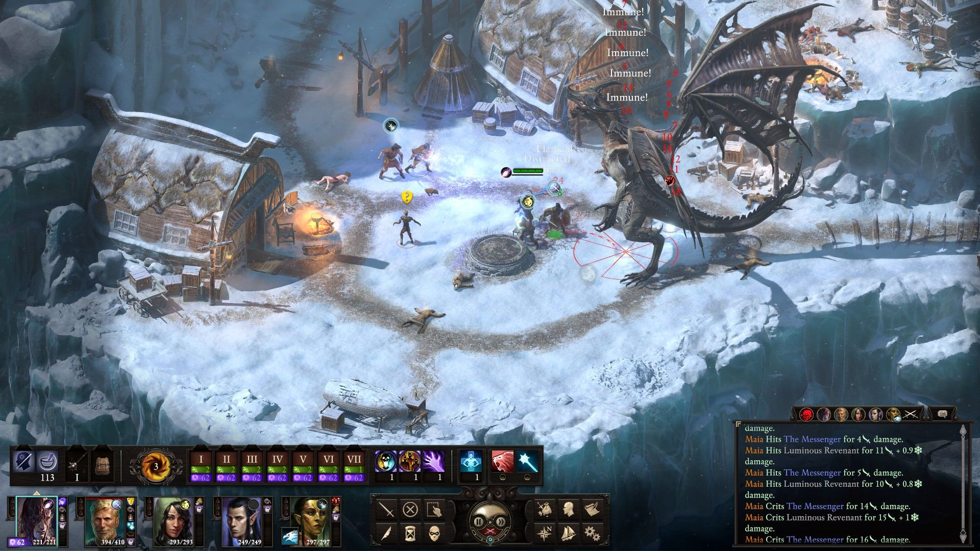 Pillars Of Eternity Ii Deadfire Beast Of Winter Pc Review