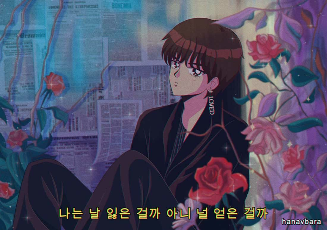 pin by lagertha lothbrok on tae aesthetic anime 90s