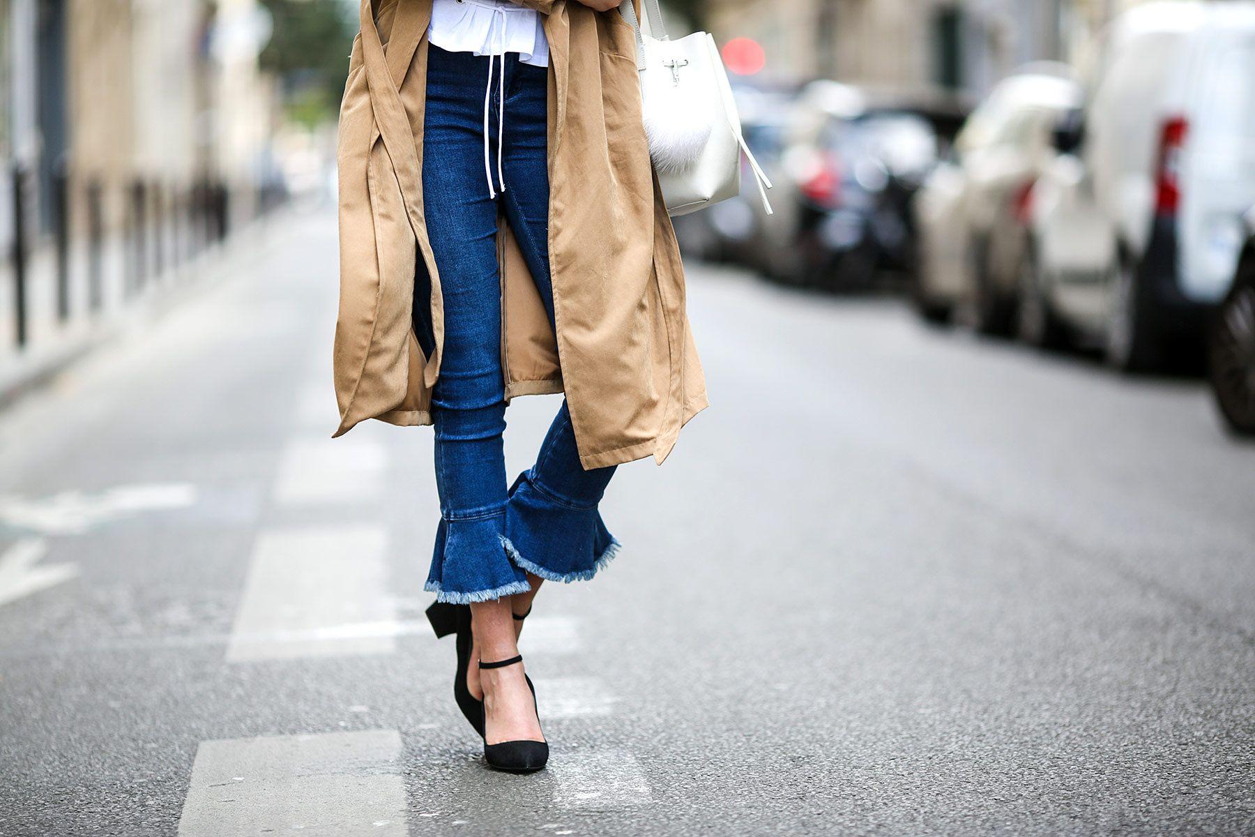 Los olanes invaden la moda en 7 piezas clave - EN TUS JEANS | Galería de fotos 6 de 7 | Glamour