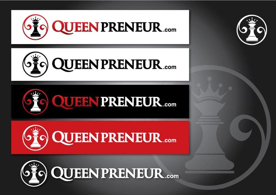 Create a Royal Brand Identity for Queenpreneur.Com. by overprint
