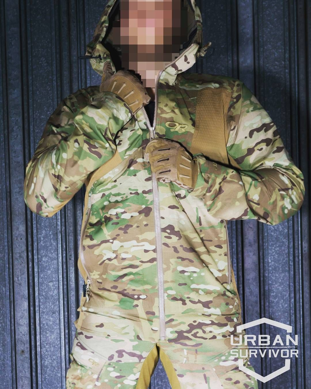 63ba642389baa Outdoor Research Tactical #Infiltrator #Multicam hardshell stretch jacket  with GORE-TEX® Fabric with Stretch Technology #tactical #gear #firearms  #weapons ...