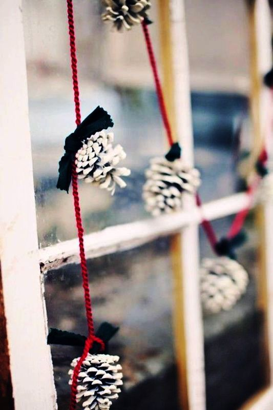25 white christmas window decorations ideas - Diy Christmas Window Decorations