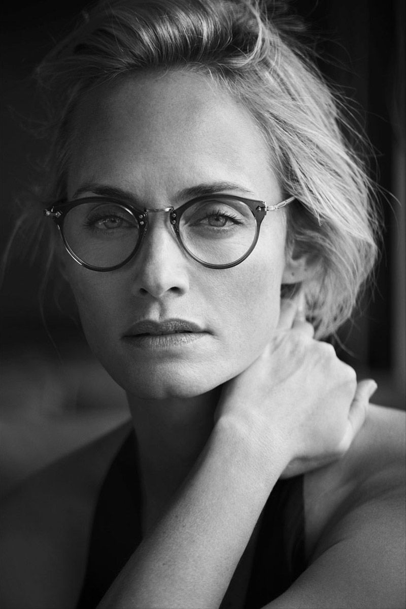 c295dc87a55 Amber Valletta stars in Oliver Peoples  30th anniversary campaign
