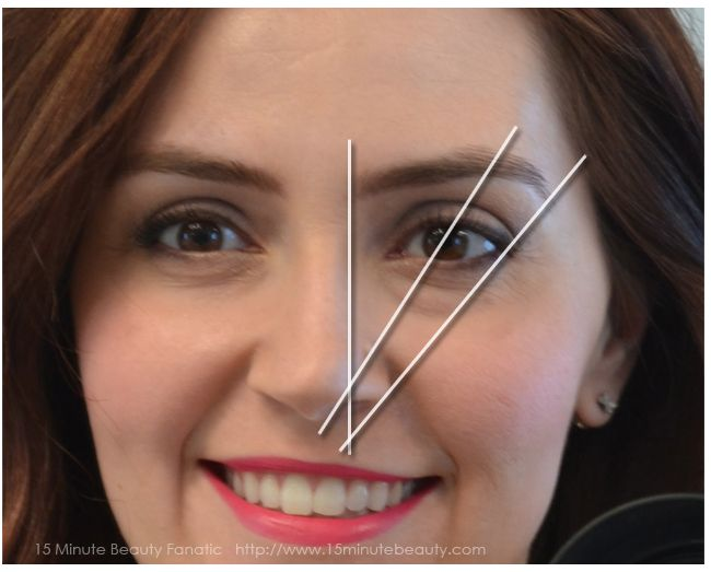 Everyday Eyebrow Cleanup How I Shape Up Beauty Share Your Best