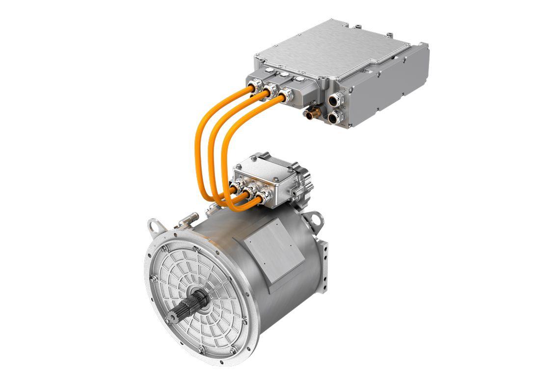 Direct Drive Electric Powertrain Tm4 Electric Car Conversion Electric Cars Electricity