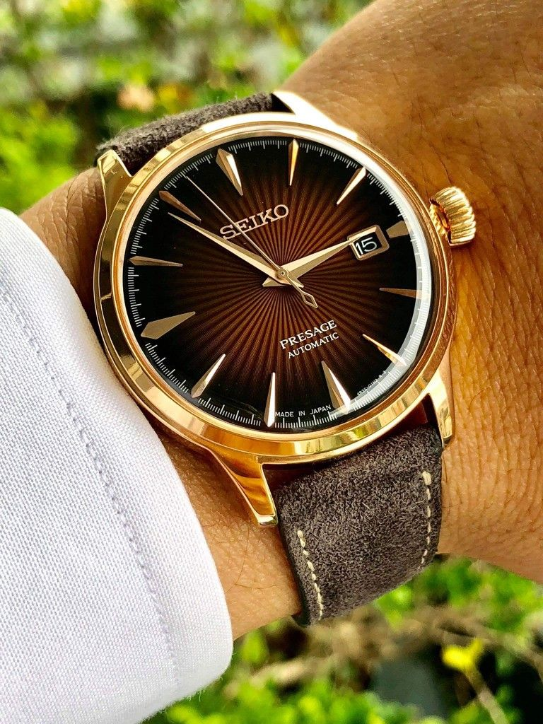 Seiko Coctail Time Manhattan Seiko Dress Watch Fashion Watches Watches For Men