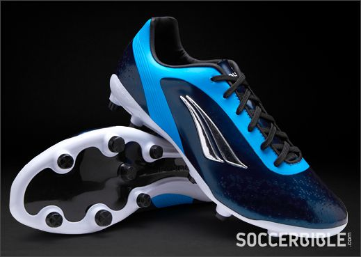 1eff0f4081fe Penalty S11 Pro Football Boots - Black Blue Silver - Football Boots ...