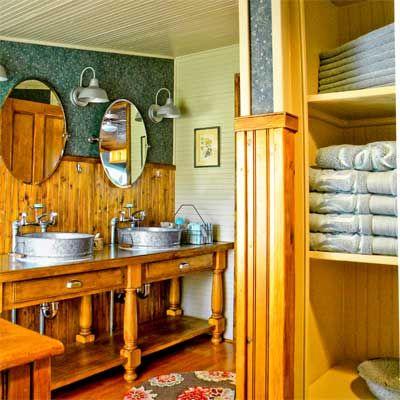 Die besten 25 westliches badezimmer ideen auf pinterest for Badezimmer dekor