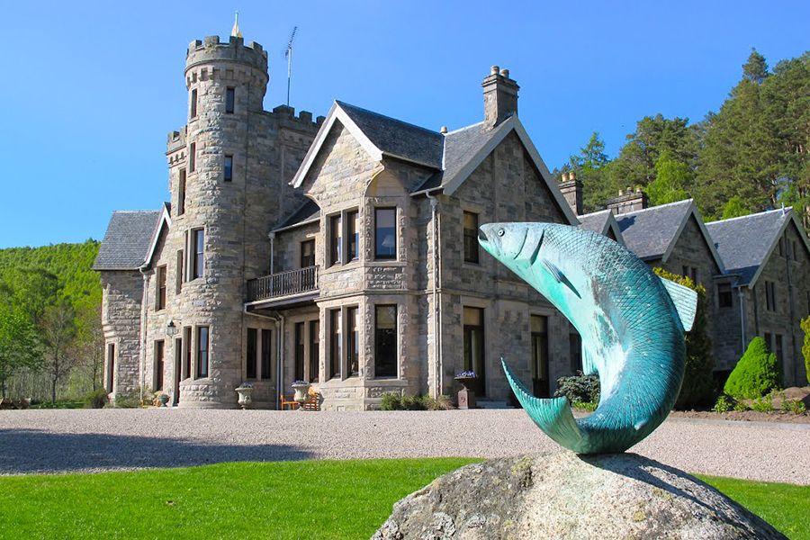 Миллиардер Юрий Шефлер купил самое дорогое охотничье поместье в Шотландии :: Бизнес :: РБК