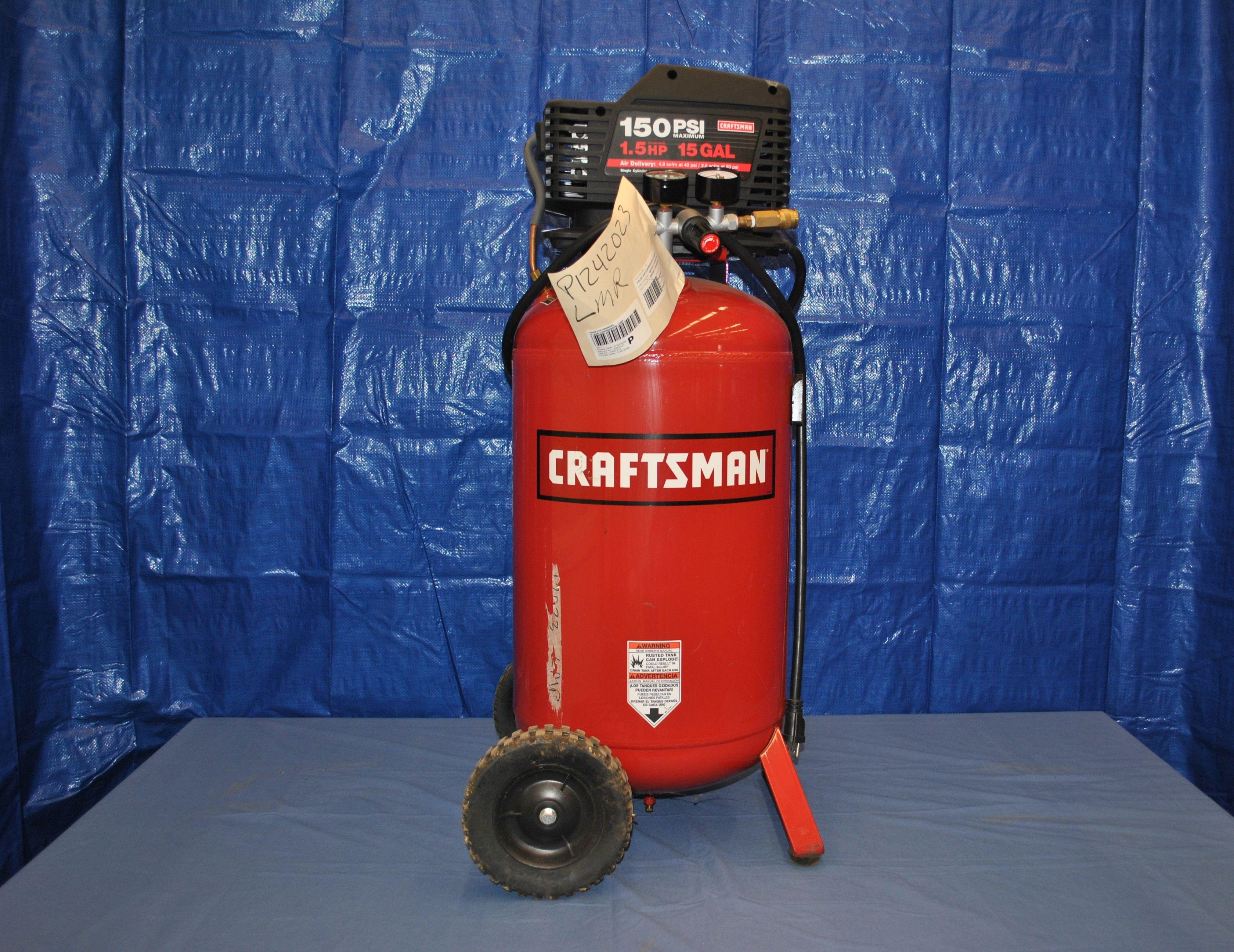 Craftsman Air Compresor Case 649351T (con imágenes
