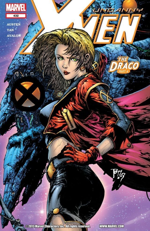 Uncanny X-Men (1963-2011) #432 (With images) | X men ... X Men Girl Characters Names