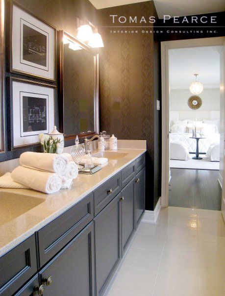 Traditional Master Ensuite Tomas Pearce Master Ensuites - Master ensuite bathroom designs