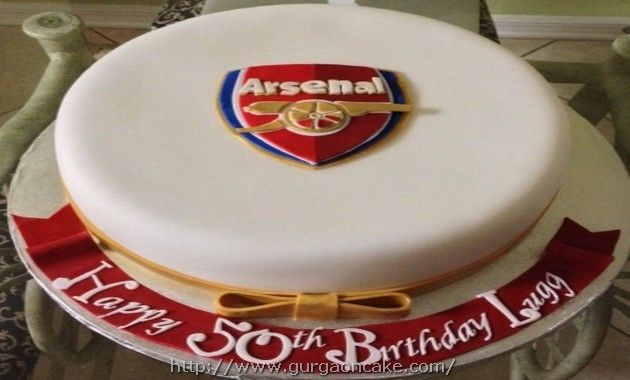 Character Birthday Cakes Asda ~ Arsenal birthday cake asda picture birthday cake