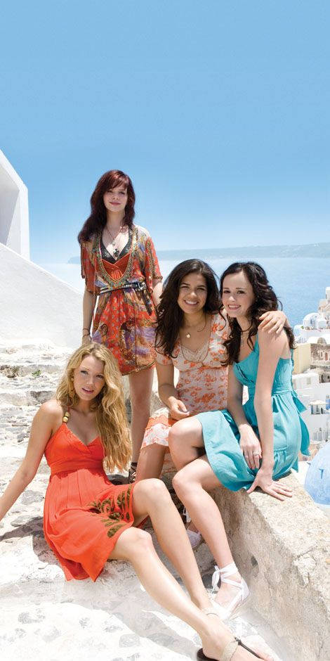 Great Film And What A Start For All These Actresses Careers The Sisterhood Of The Traveling Pants 3 Ver Peliculas Peliculas Online Y Peliculas Hd