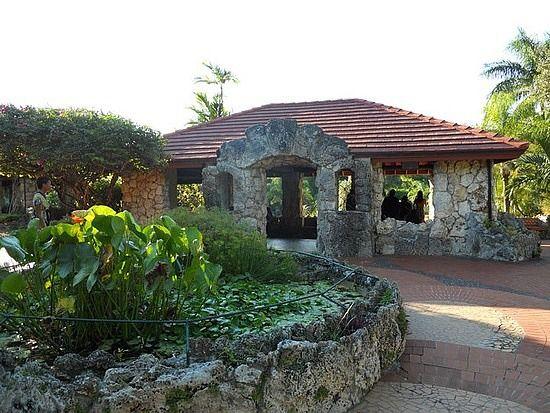 Pinecrest Gardens Pergola