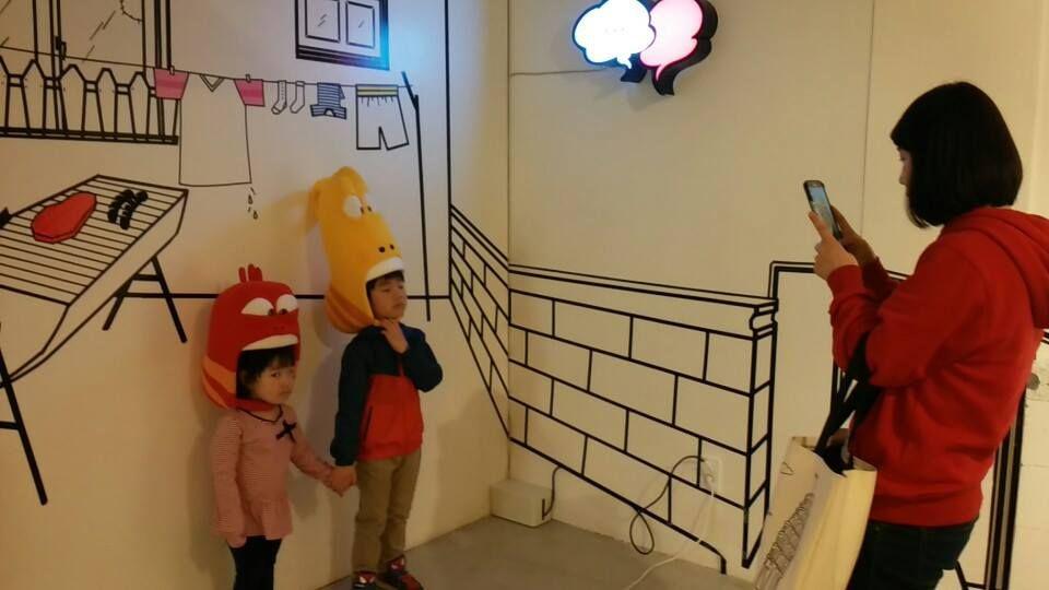 대한민국 서울특별시 이야기路 -골목길 3부 재미로 전시